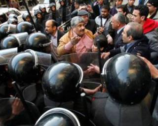 Egiptenii cer dreptul la viata in libertate si demnitate