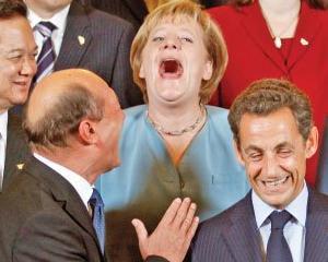 Nicolas Sarkozy: Exista acum doua Europe