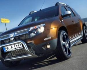 Pimp My Duster: Giacuzzo a fabricat un kit pentru Dacia. Jantele costa 1.500 de euro!