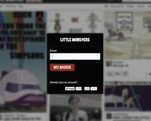 Lady GaGa a lansat reteaua de socializare online Little Monsters