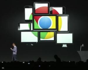 Google: Chrome este cel mai popular browser din lume. Compania a lansat versiunile pentru iPad si iPhone