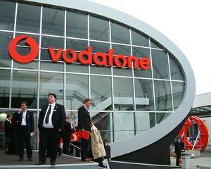 Vodafone, venituri in scadere