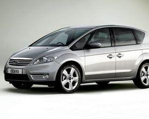 Primele modele Ford B-Max se nasc la Craiova