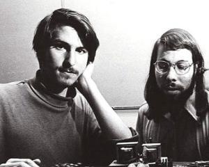 Wozniak: Apple poate scadea, dar nu din cauza pierderii lui Steve Jobs