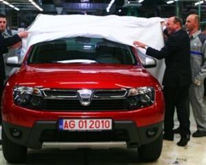 Dacia si BRD, premiate de Camera Franceza de Comert