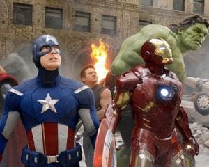 La doar o luna de la lansare, filmul The Avengers aduce cele mai mari incasari la nivel mondial