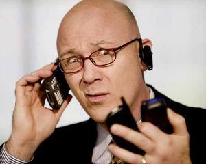 Galceava telefonului mobil cu lumea