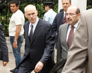 Premierul grec cere Europei sa se trezeasca pentru a rezolva criza
