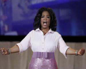 Oprah Winfrey este salvarea micilor producatori