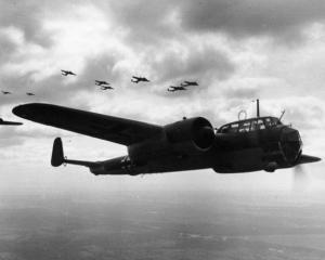 Britanicii au gasit un avion nazist intact, in Canalul Manecii