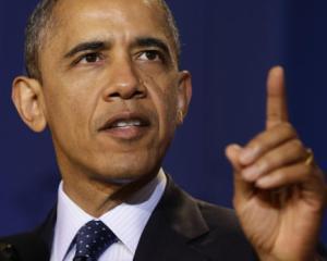 Victorie pentru Obama la inceputul anului 2013