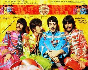 Un album Beatles vandut cu 290.500 de dolari