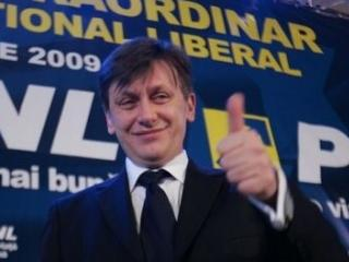 Antonescu spune ca PNL face un sacrificiu de imagine prin alianta cu PSD