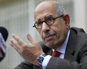 EGIPT: ElBaradei va candida la functia de sef al statului