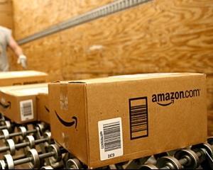 AMAZON.COM: Profitul a crescut, veniturile nu au fost pe masura asteptarilor