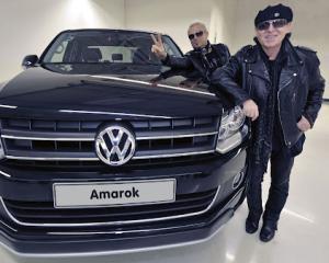 Volkswagen, numarul unu pe segmentul de vehicule comerciale in Romania
