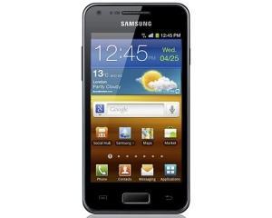 Samsung a prezentat un nou Galaxy, S Advance