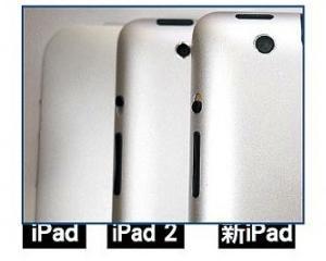 iPad 3 ar putea dispune de o camera foto de 8 megapixeli