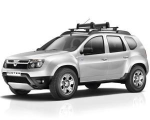 Dacia Duster, in editie speciala destinata instructorilor francezi de schi