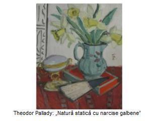 Goldart prezinta un regal PALLADY la BONTON PALACE