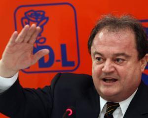 Vasile Blaga, noul presedinte al PDL