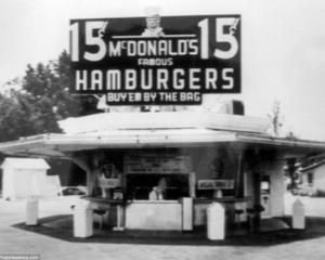 Enigmele restaurantului McDonald's