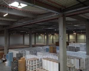 Un nou terminal logistic pentru DSV Solutions. 20.000 mp spatiu de depozitare clasa A in parcul logistic Bucuresti Vest
