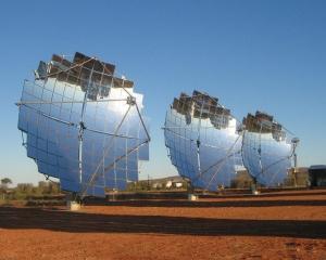 Compania belgiana Electrawinds va construi un parc solar in Fierbinti