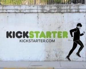 Site-ul Kickstarter, dat in judecata din cauza unui patent privind imprimantele 3D