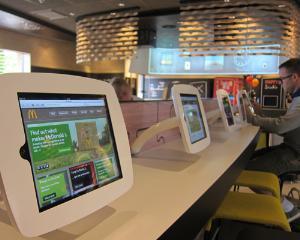 Ce surpriza pregateste McDonald`s clientilor unui restaurant din SUA