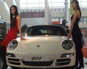 Chinezii au prins gustul automobilelor Porsche. Livrarile marcii de lux au crescut de patru ori in iunie