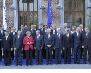 24 de sefi de stat din Europa vin miercuri la Bucuresti