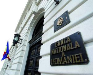 Rezervele valutare ale BNR: 31,2 miliarde euro, la 1 ianuarie