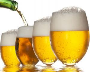 Seceta pe piata berii: Vanzarile au scazut in primul trimestru al anului