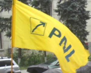 Steagul PNL din Timis a fost furat