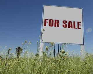 Preturile terenurilor au scazut cu pana la 60% anul trecut