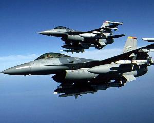 Romania ar putea cumpara avioane militare F16 noi, nu folosite
