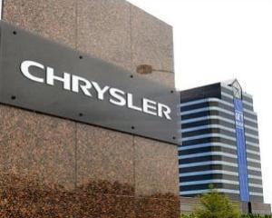 Chrysler raporteaza primul profit trimestrial de dupa iesirea din faliment