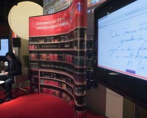 Vodafone Romania relanseaza Biblioteca Digitala, cu peste cinci sute de titluri noi de carti si audiobook-uri