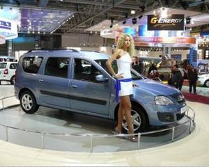 Dacia Logan MCV va fi vanduta in Rusia sub numele de Lada Largus