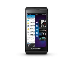 Noul BlackBerry Z10, in curand in magazine