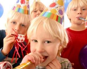S-a relansat oakiclub.ro, site-ul petrecerilor pentru cei mici