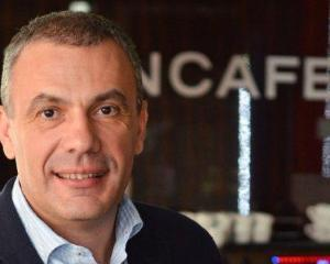 Marius Melesteu, Directorul General  al producatorului Doncafe, Strauss Balkans, numit  General Manager pentru Europa Centrala si de Sud