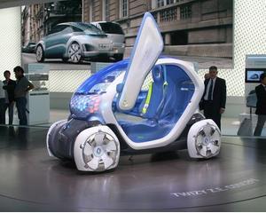 Masinile electrice cu doua locuri, viitorul mobilitatii in traficul urban?