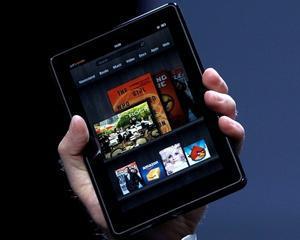 Amazon.com trimite o torpila in centrul pietei tabletelor: Kindle Fire costa doar 200 de dolari