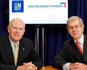 Este oficial: General Motors si PSA Peugeot-Citroen au batut palma