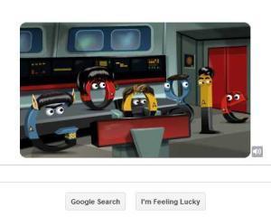 Google marcheaza implinirea a 46 de ani de la debutul universului science fiction Star Trek