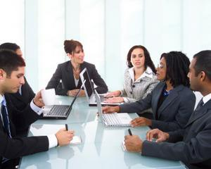 Cum sa fii vedeta unei intalniri de afaceri