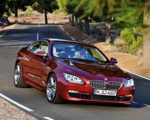 Noul BMW Seria 6 Coupe vine la toamna in Romania