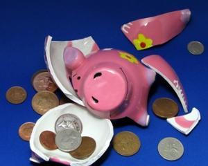 Institutiile financiare nu mai au succes in Europa. Anul trecut, 334 de astfel de companii au dat faliment